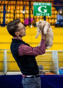 IMG_9496-215x300 Międzynarodowa Wystawa Kotów Rasowych - Pruszków 2019